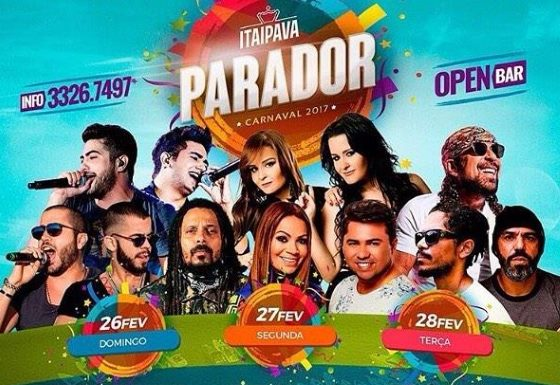 Camarote Parador no Carnaval do Recife Antigo 2017